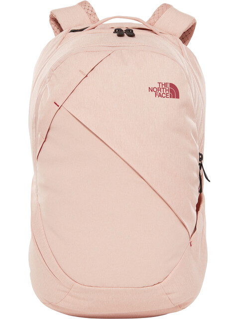 The North Face W's Isabella Backpack Misty Rose Heather/Misty Rose Heather